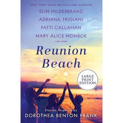 Reunion Beach - Large Print (Paperback)