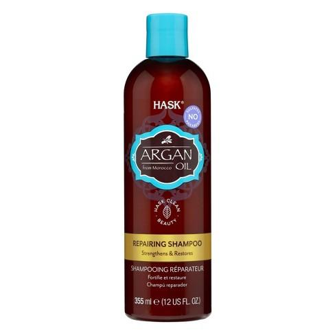 Hask Argan Oil Repairing Shampoo - 12 fl oz - image 1 of 4