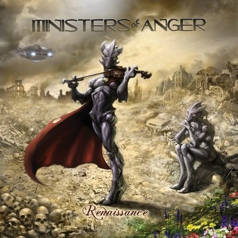 Ministers Of Anger - Renaissance (CD) - image 1 of 1