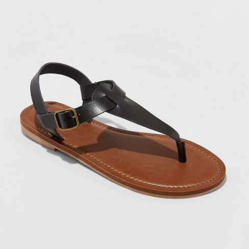 Women's Lady Toe Thong Sandal - Universal Thread™ - image 1 of 3