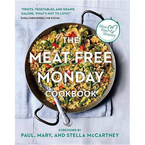 Meat Free Monday Cookbook - (Paperback) - image 1 of 1
