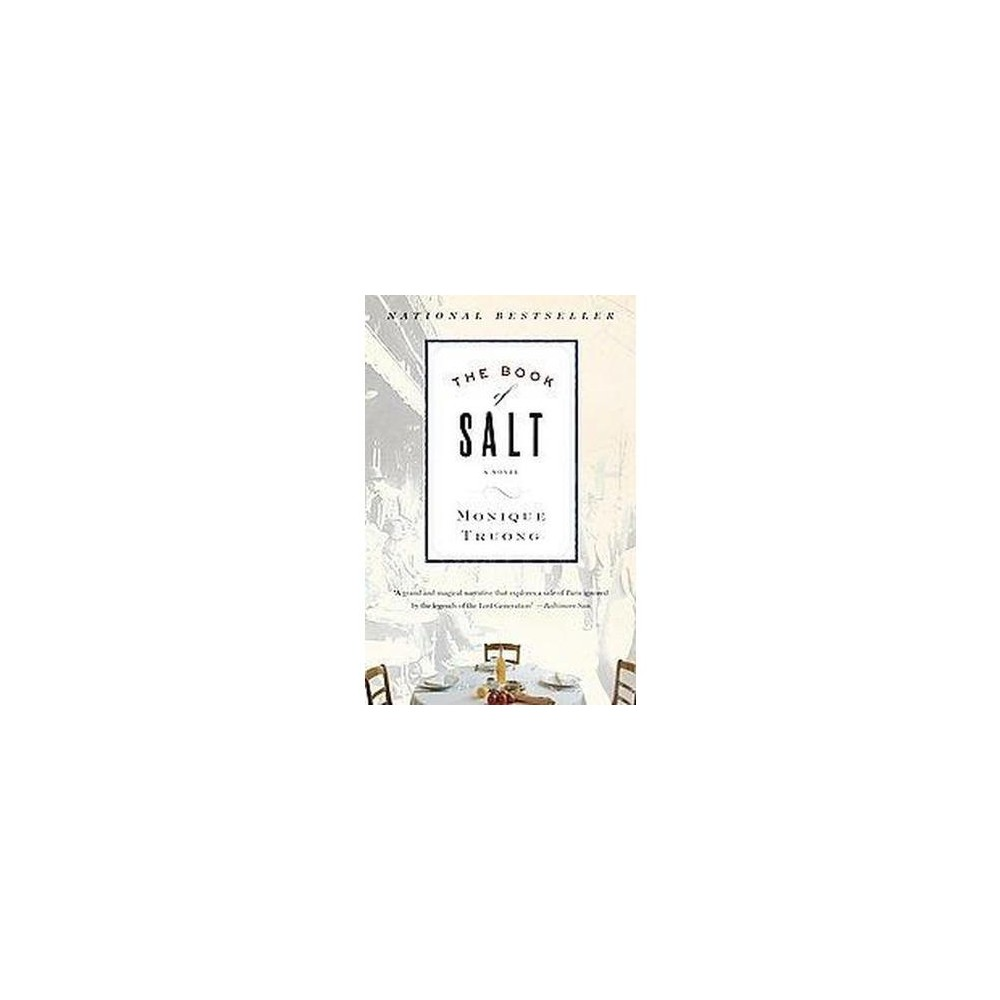 The Book Of Salt By Monique Truong Paperback