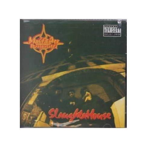 Masta Ace - Slaughtahouse (CD) - image 1 of 1