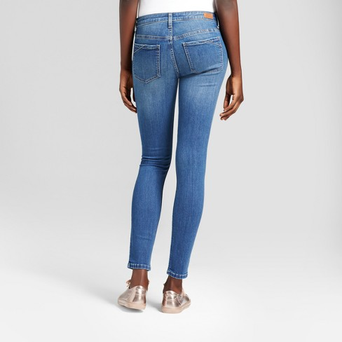 4db2e67579 Women s Modern Fit Skinny Jeans - Crafted By Lee®   Target