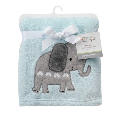 Bedtime Originals Baby Blanket - Jungle Fun