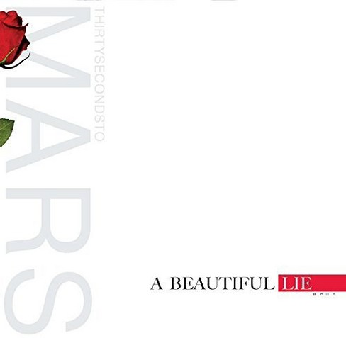 Thirty Seconds To Ma - Beautiful Lie (Vinyl) - image 1 of 1