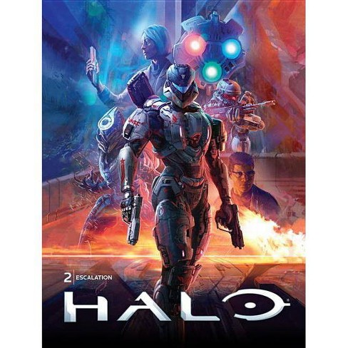Halo Library Edition Volume 2 - by  Duffy Boudreau (Hardcover) - image 1 of 1