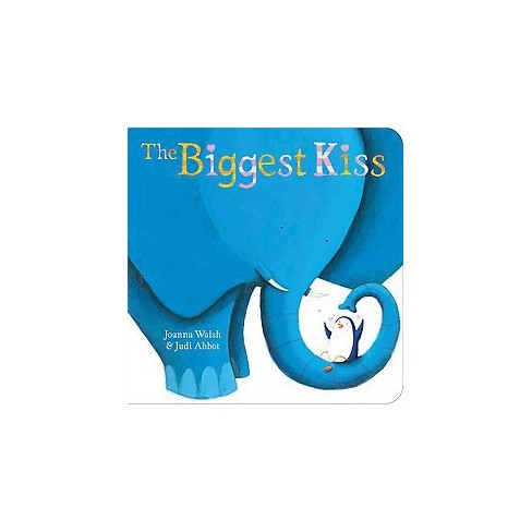 The Biggest Kiss ( Classic Board Books) - image 1 of 1