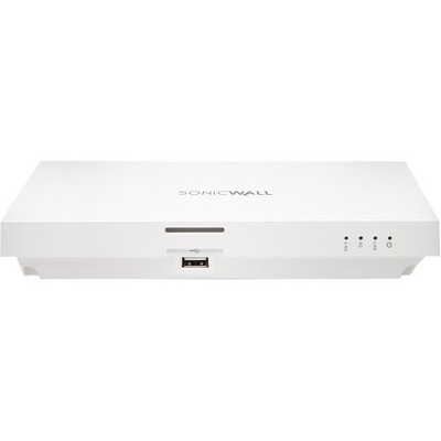 SonicWall SonicWave 231c IEEE 802.11ac 1.24 Gbit/s Wireless Access Point - 2.40 GHz, 5 GHz - MIMO Technology - 1 x Network (RJ-45)