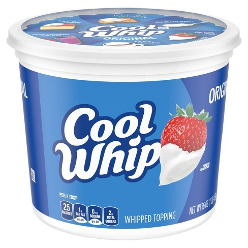 Cool Whip Original Frozen Whipped Topping - 16oz - image 1 of 4