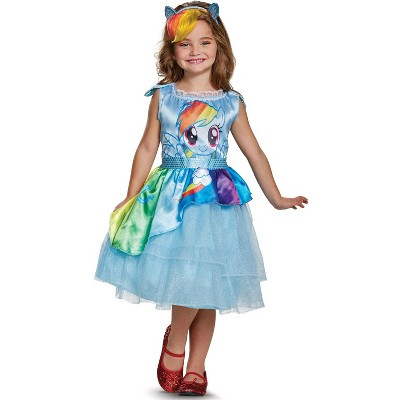 My Little Pony Rainbow Dash Movie Classic Toddler/Child Costume