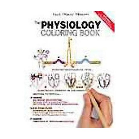 Physiology Coloring Book (Paperback) (Wynn Kapit & Robert Macey ...