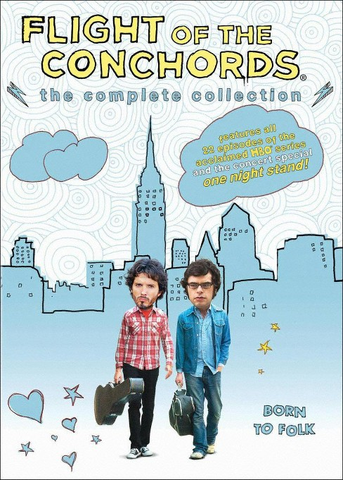 Flight of the Conchords: The Complete Collection [5 Discs] - image 1 of 1