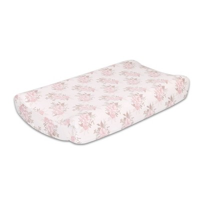 The Peanutshell Grace Changing Pad Cover