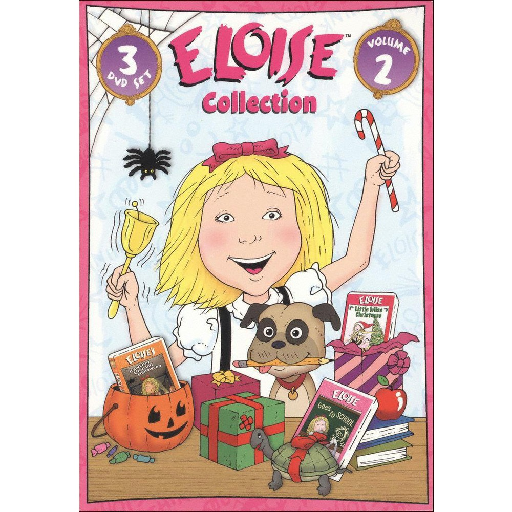 Eloise Collection Vol 2 (Dvd)
