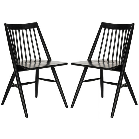 Set of 2 Wren Spindle Dining Chair - Safavieh - image 1 of 4