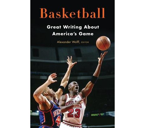 Basketball : Great Writing About America's Game -  (Library of America) (Hardcover) - image 1 of 1