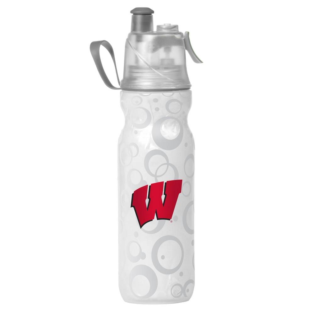 Wisconsin Badgers Mist N' Sip 20oz Water Bottle