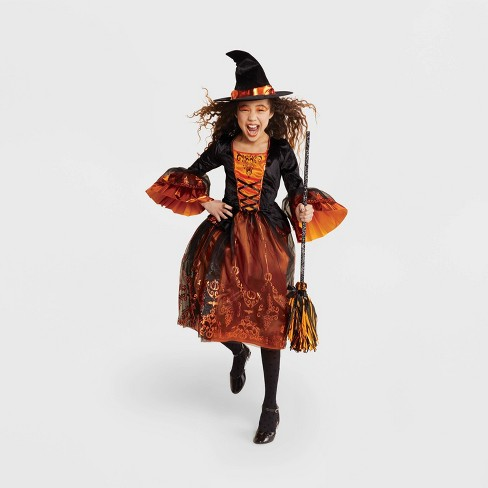 Girls' Royal Witch Deluxe Halloween Costume - Hyde & EEK! Boutique™ - image 1 of 1