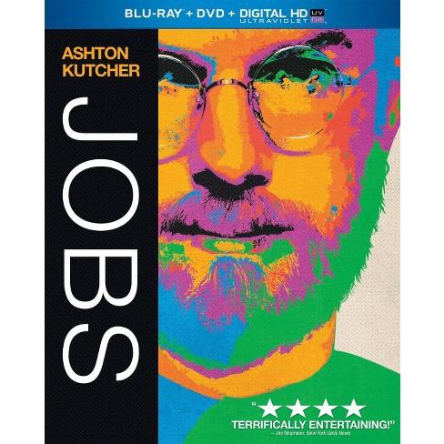 Jobs (2 Discs) (Includes Digital Copy) (UltraViolet) (Blu-ray/DVD) - image 1 of 1