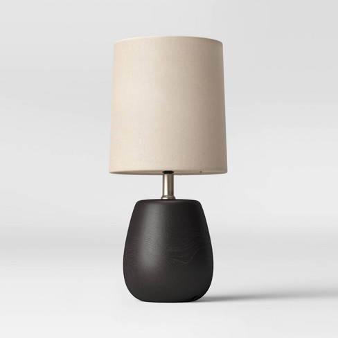 LED Accent Lamp Black (Includes Energy Efficient Light Bulb) - Threshold™ - image 1 of 3