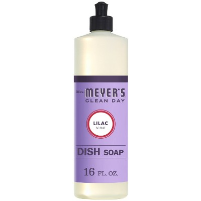 Mrs. Meyer's Lilac Scented Dish Soap - 16oz