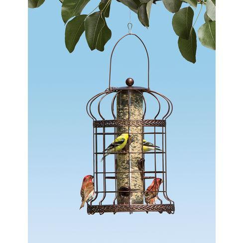 Edwardian Bird Feeder - Gardener's Supply Company - image 1 of 1