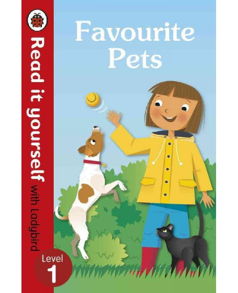 Favourite Pets (Hardcover) (Catherine Baker) - image 1 of 1