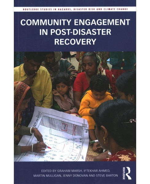 Community Engagement in Post-Disaster Recovery (Paperback) - image 1 of 1