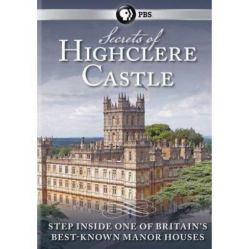Secrets of Highclere Castle (DVD) - image 1 of 1