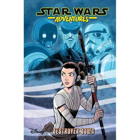 Star Wars Adventures: Destroyer Down - by  Scott Beatty (Paperback) - image 1 of 1