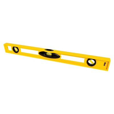 STANLEY® 24 Inch High Impact ABS I-Beam Level - 42-468