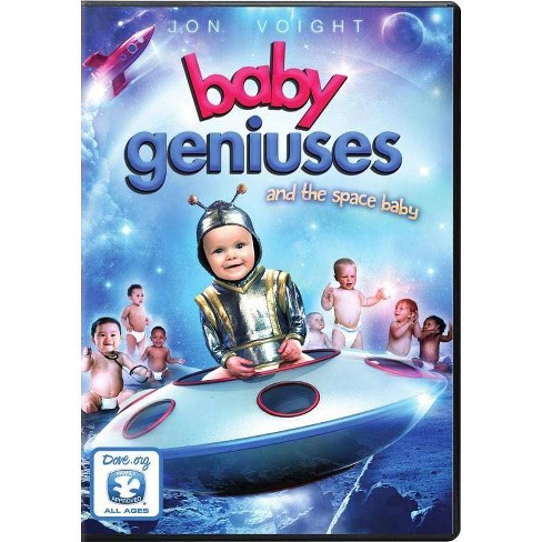 Baby Geniuses And The Space Baby (DVD) - image 1 of 1