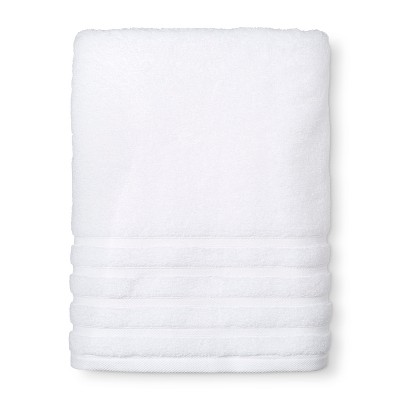 Zero Twist Spa Bath Towel White Opaque - Threshold™