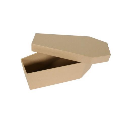 paperboard box coffin spritz target