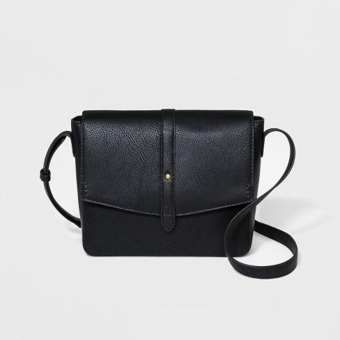 Carter Midi Flap Crossbody Bag Universal Thread