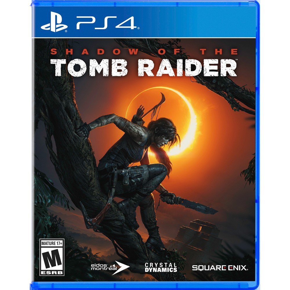 Shadow of the Tomb Raider - PlayStation 4, Multi-Colored