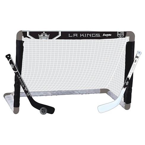 Franklin Sports NHL Los Angeles Kings Mini Hockey Set - image 1 of 1