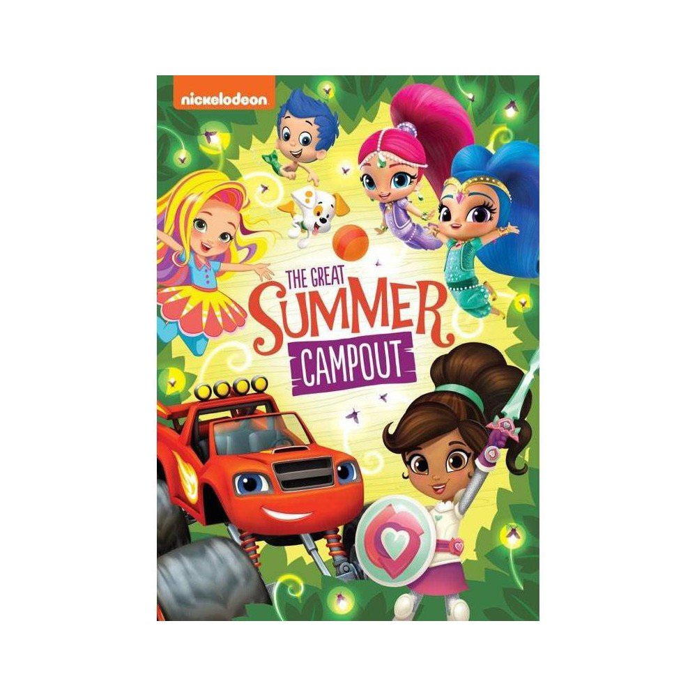 Nickelodeon Favorites Great Summer Campout Dvd