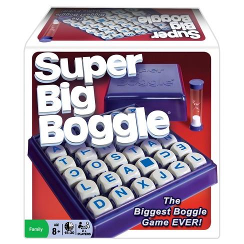 Winning Moves Super Big Boggle Game - image 1 of 2
