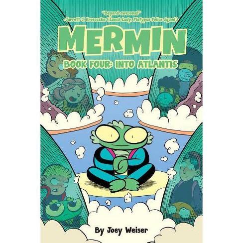 Mermin Vol. 4 - by  Joey Weiser (Paperback) - image 1 of 1