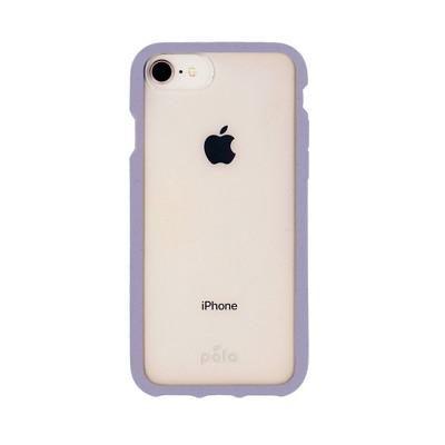Pela Apple iPhone Eco-Friendly Clear Protection Ridge - Lavender
