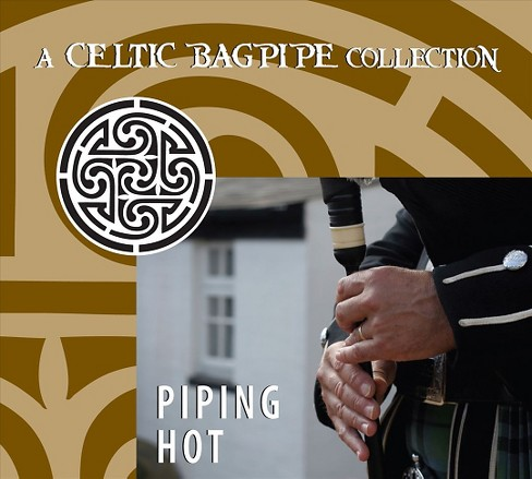 Various - Piping hot:Celtic bagpipe collection (CD) - image 1 of 1
