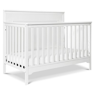 Carter's By DaVinci Dakota 4-in-1 Convertible Crib - White