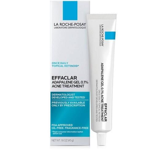 La Roche Posay Effaclar Adapalene Topical Retinoid Acne Treatment