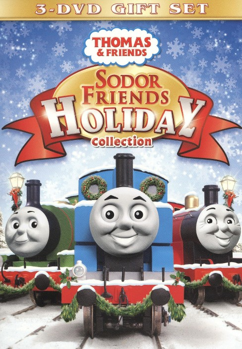 Thomas & Friends: Sodor Friends Holiday Collection (3 Discs) - image 1 of 1