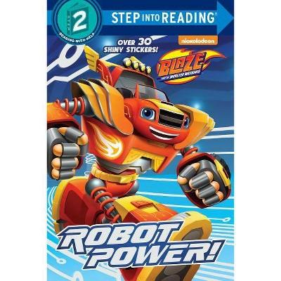ROBOT POWER - by Celeste Sisler (Paperback)