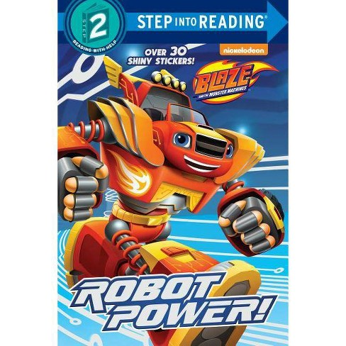 ROBOT POWER - by Celeste Sisler (Paperback) - image 1 of 1