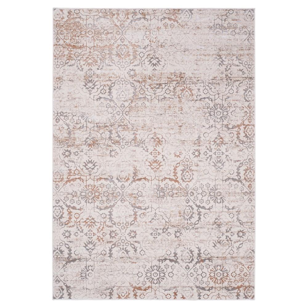 Artifact Rug - Gray/Cream (Gray/Ivory) - (5'1