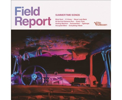 Field Report - Summertime Songs (CD) - image 1 of 1
